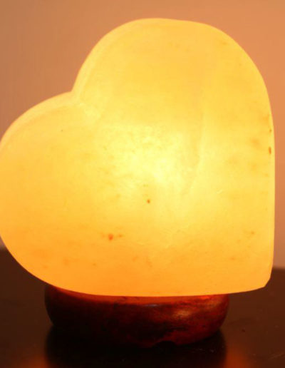 Heart Shaped Lamp