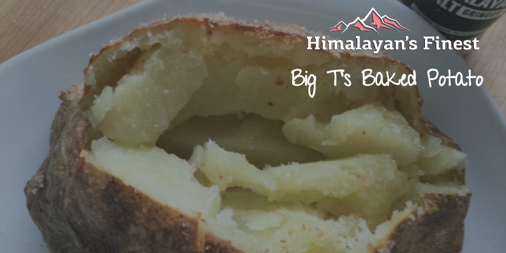 Big T's Baked Potato Recipe