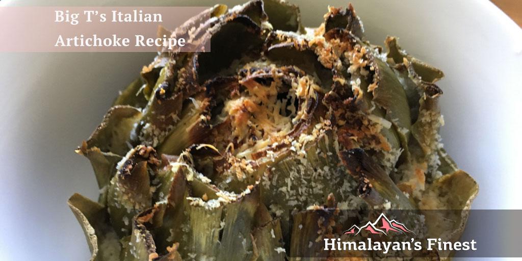 Big T's Italian Artichoke Recipe