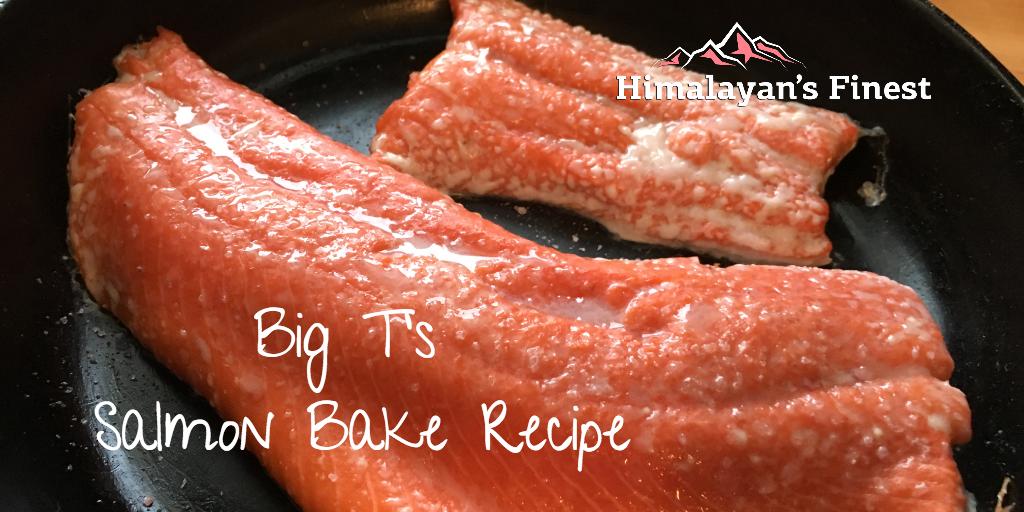 Big T's Salmon Bake